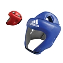 "Adidas Leather Boxing Head Guard ""ADISTAR"""
