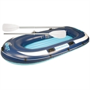 Waimea® Inflatable 2-person boat (with paddles)