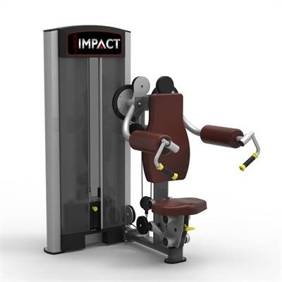 Impact Dynamic - Seated Lateral Raise